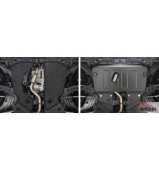 Защита картера и КПП Toyota Highlander 111.09549.1