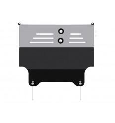 Защита картера и КПП Lifan X70 28.3800