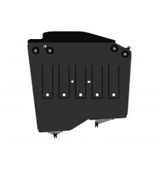 Защита абсорбера и топливного бака Lifan X70 28.3802