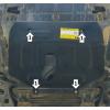Защита картера и КПП Geely Atlas 74202