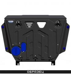 Защита картера и КПП Fiat Punto 00607