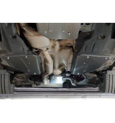 Защита топливного бака Genesis GV80 ZKTCC00516