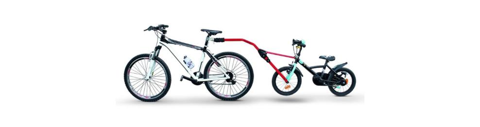 Прицепное для велосипеда