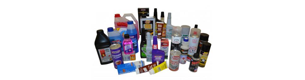 Очистители и шампуни для авто