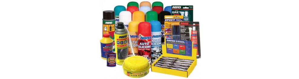 Полироли и покрытия для авто