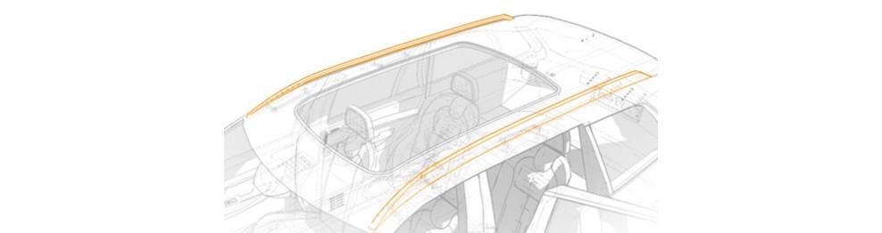 Багажник на интегрированные рейлинги
