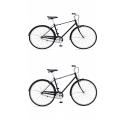 Велобагажники для 2-х велосипедов