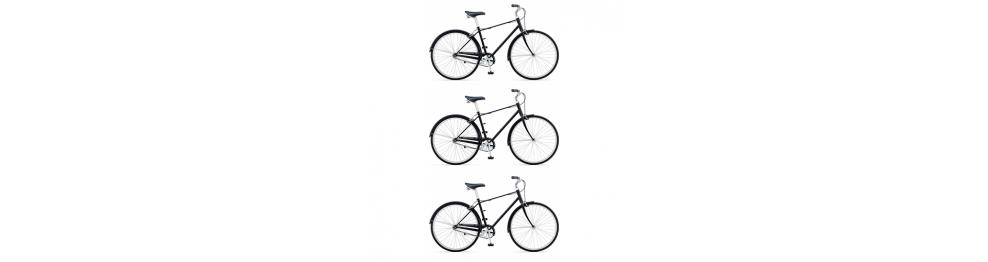 Для 3-х велосипедов