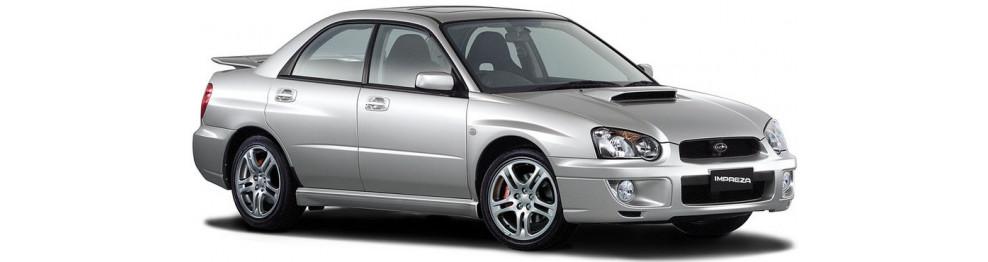 IMPREZA 2000-2007