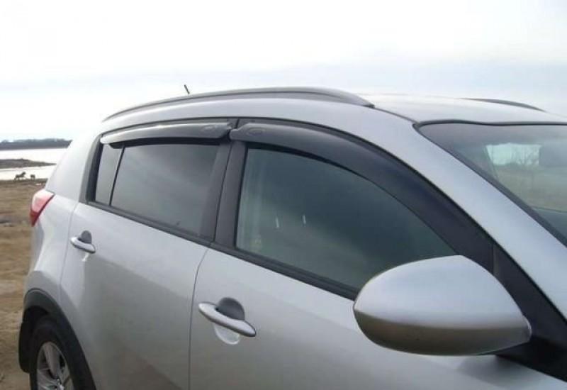 дефлекторы боковых окон Kia