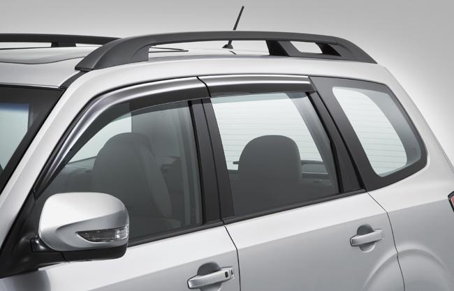 ветровики Subaru