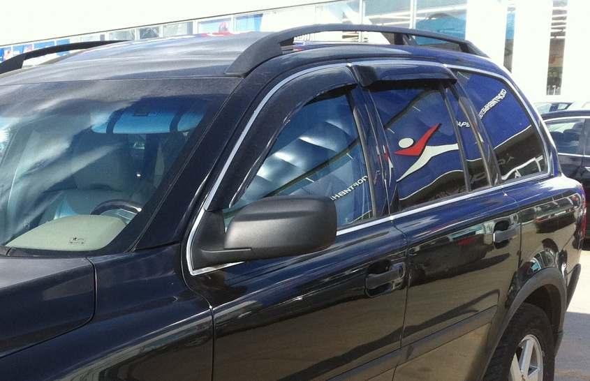 дефлекторы Volvo
