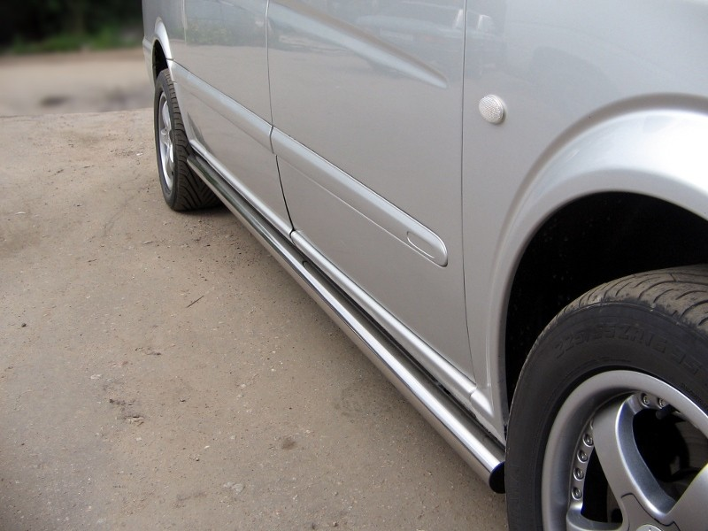 порог Mercedes
