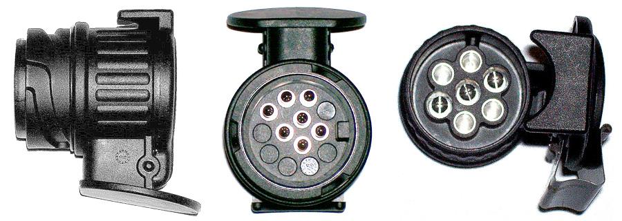 переходник адаптер для фаркопа 13 7
