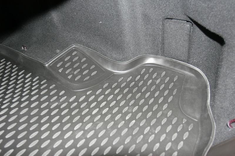 коврик в багажник Jaguar