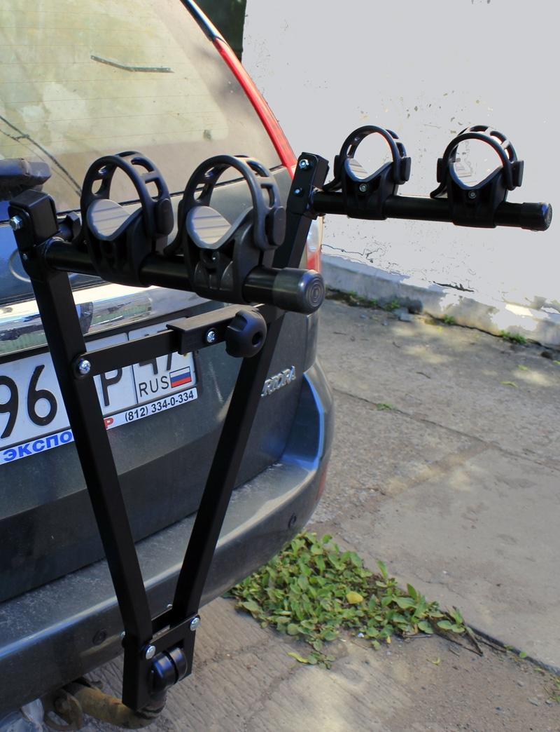 Велобагажник на фаркоп