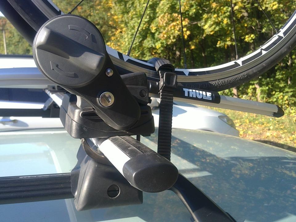 Велобагажник на крышу Thule ProRide 591