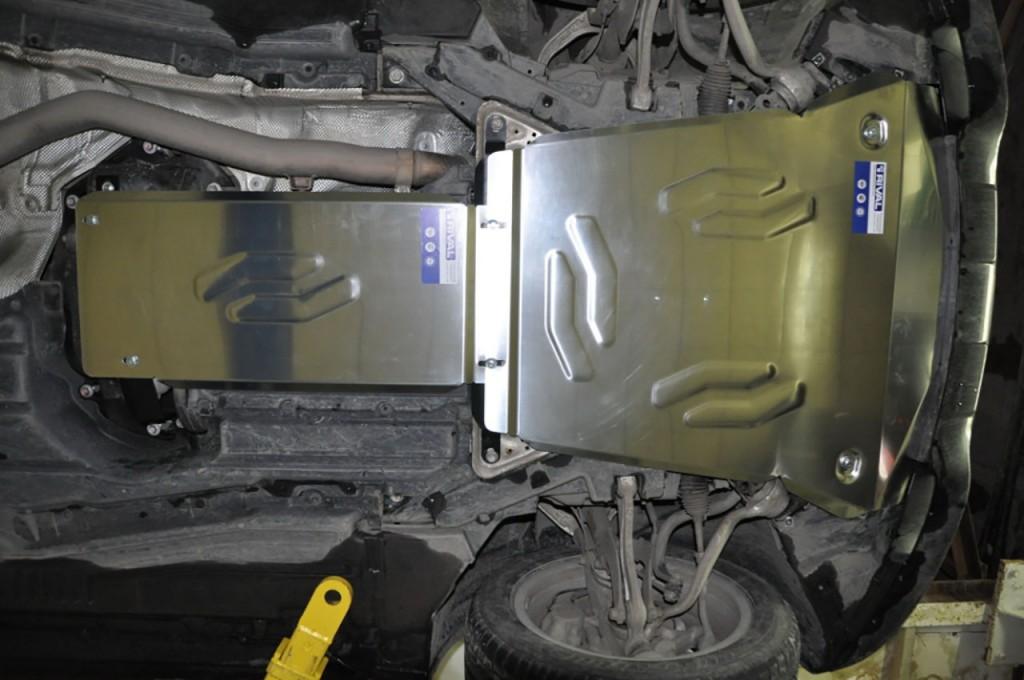 Защита картера БМВ Х6 (BMW)