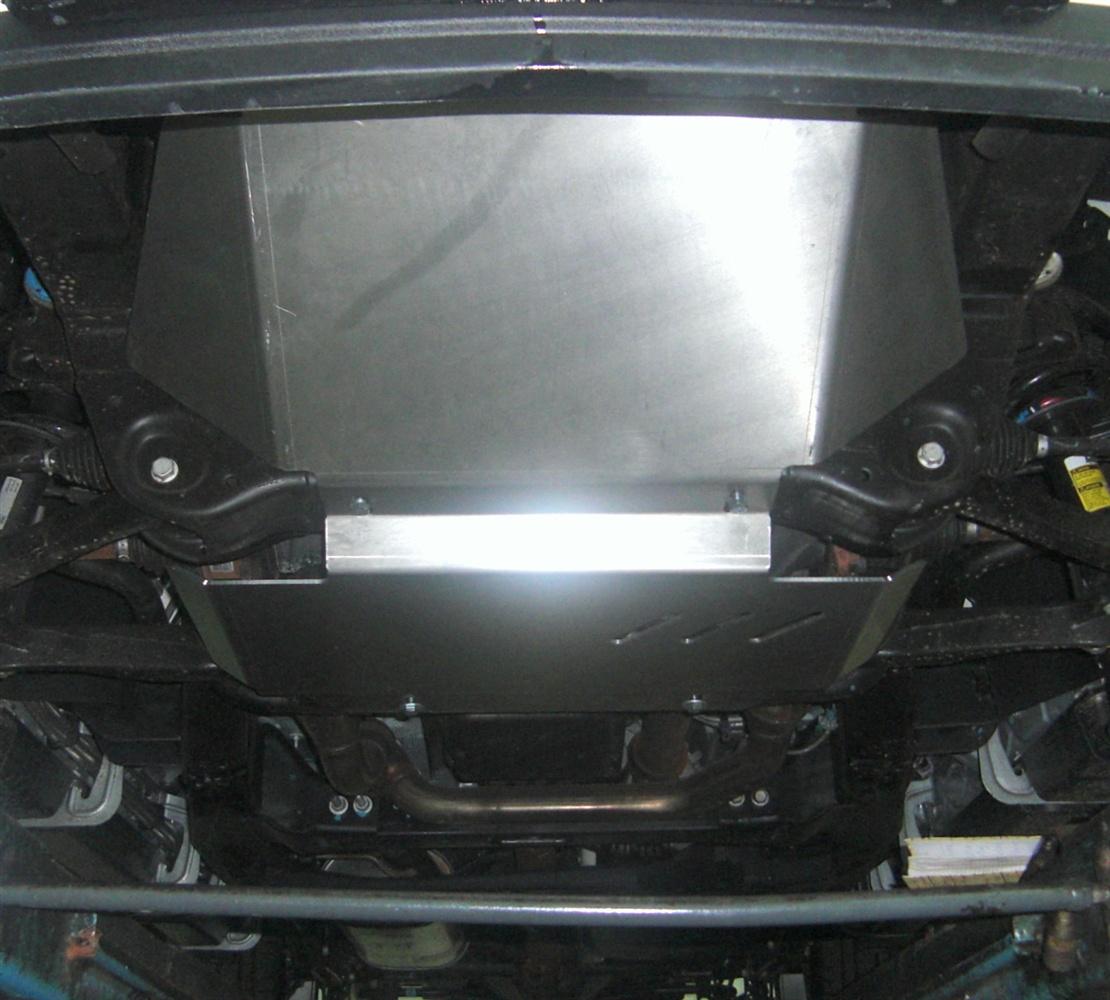 Защита картера Chevrolet Tahoe (Шевроле Тахо)