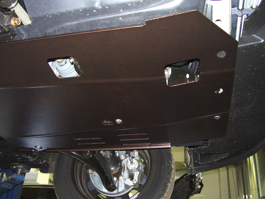 Защита картера Dodge Caliber Journey (Додж)