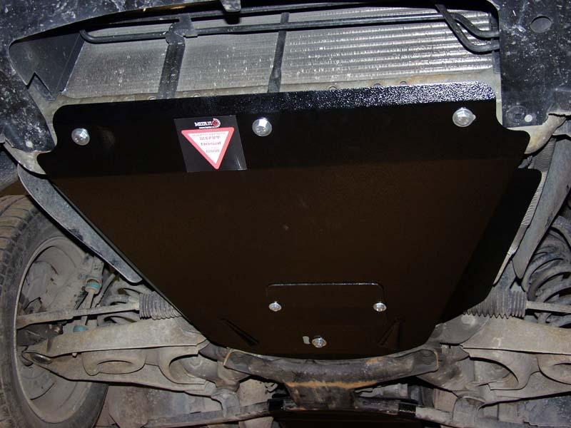 Защита картера Ford Mustang (Форд Мустанг)