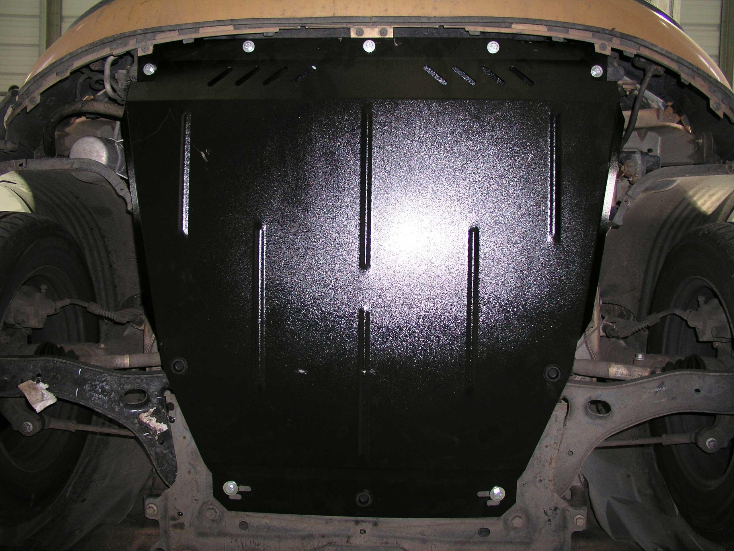 Защита картера Ford Torneo Custom (Форд)