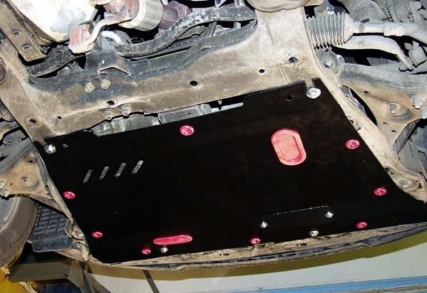 Защита картера Хендай Соната (Hyundai Sonata)
