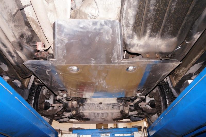 Защита картера Land Rover Range Rover Sport