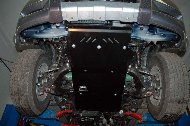 Защита картера для Mazda BT-50