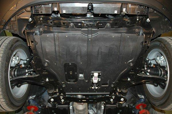 Защита картера Mazda CX 9