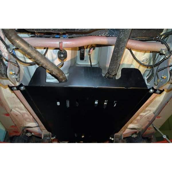 Защита картера Suzuki Jimny